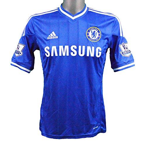 adidas Maillot Domicile Chelsea 2013/2014 Lampard