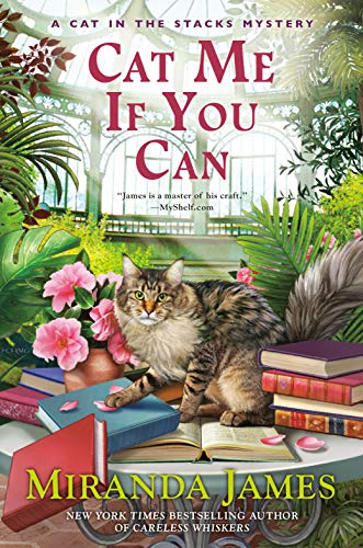 Cat Me If You Can (Cat in the Stacks Mystery Book 13) (English Edition)
