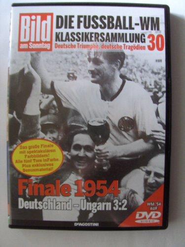 Die Fussball-WM ~ Klassikersammlung 30 ~ Finale 1954 ~ Deutschland-Ungarn 3:2