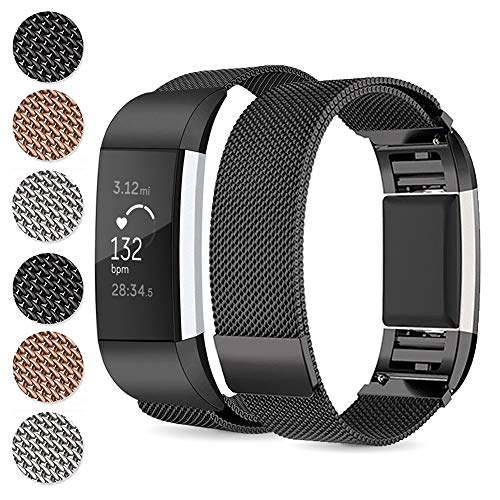 Colinsa Bracelet de Montre Souple en Silicone Souple pour Fitbit Alta//Alta HR//Ace-intelligentes