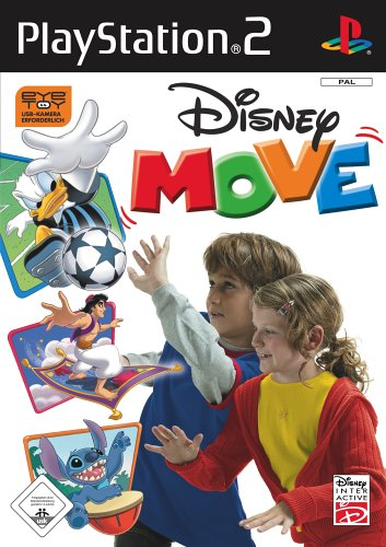 EyeToy: Disney Move