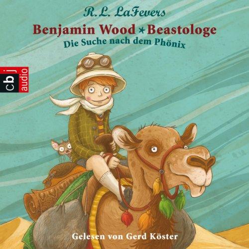 Die Suche nach dem Phönix audiobook cover art