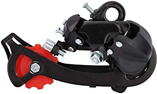 Starbun Desviador Trasero - Bicicleta de montaña Desviador de la Rueda Trasera Engranaje for 21 24 Bicicletas de Velocidad Accesorio de Repuesto