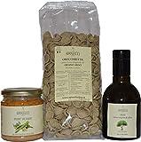 kit ricetta: orecchiette di grano arso con purÈ di fave e olio extra vergine di oliva coratina – spinelli cibus