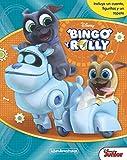 Bingo y Rolly. Libroaventuras: Incluye un cuento, figuritas y un tapete