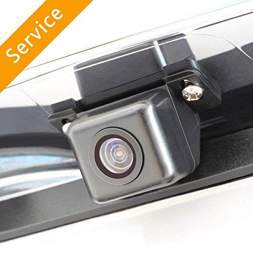 Vehicle Backup Camera Installation Service