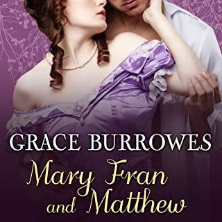 Mary Fran and Matthew audiobook cover art