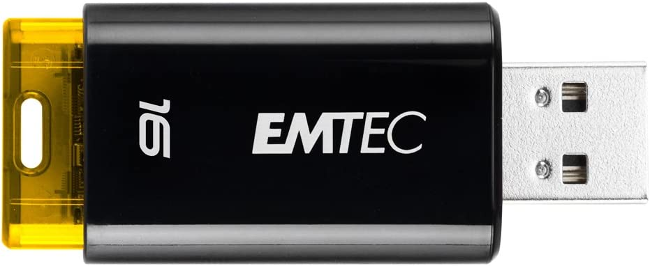 Al sold out. EMTEC Click USB 2.0 16 Limited Special Price Flash Drive GB