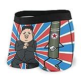 F&Z工房 ボクサーパンツ メンズ 下着 朝鮮 ろけっと 大統領 金正恩 ボクサー パンツ ボクサーブリーフ ブリーフ