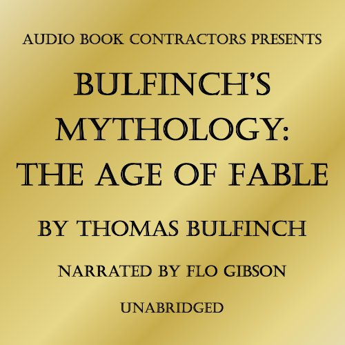Bulfinch's Mythology cover art