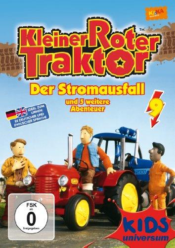 Kleiner roter Traktor 09 - Der Stromausfall und 5 weitere Abenteuer
