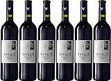 Ludwig Mißbach Novalis Rotwein Cuveé Deutscher Wein Trocken Ecovin Bio (6 x 0.75 l)