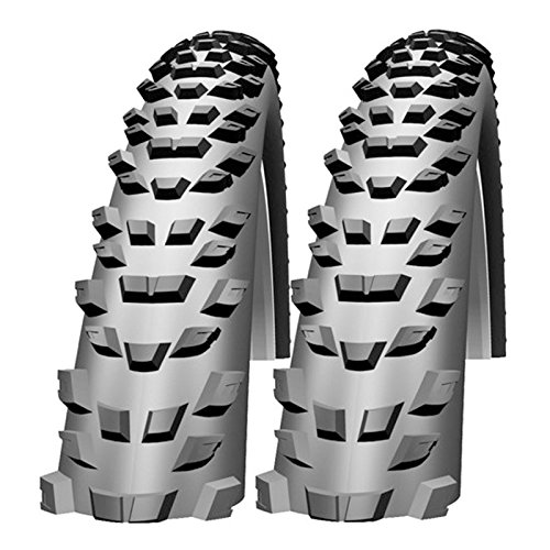 Impac Trailpac 26 x 2.10 Mountain Bike Tyres (Made by Schwalbe) - Pair