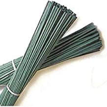 100x Green Bamboo Chinese Flower Sticks 24 inches (A1062)