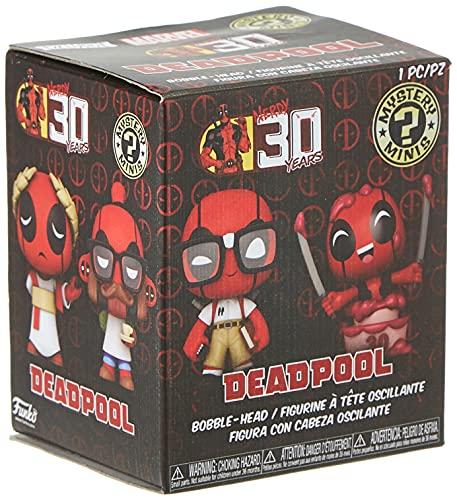 Funko Mystery Minis: Deadpool 30th, 55210
