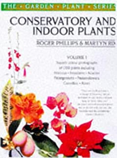 Conservatory and Indoor Plants (Vol 1)