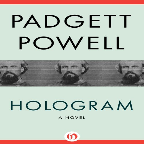 Hologram audiobook cover art
