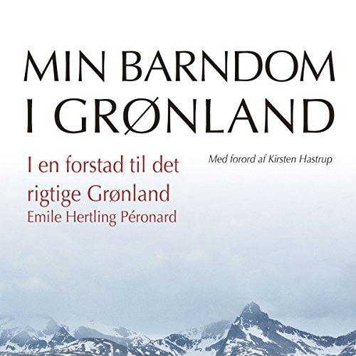 I en forstad til det rigtige Grønland audiobook cover art