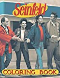 Seinfeld Coloring Book: Discover Your Inner Artist And Enjoy An New Kind Of Indoor Activity By Coloring This Amazing Book - Lots Of Pretty Seinfeld Designs Are Waiting For You
