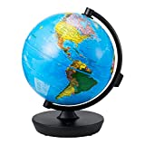 Globe 3 in 1 Illuminated Smart World Globe with Built-in Augmented Reality Technology
