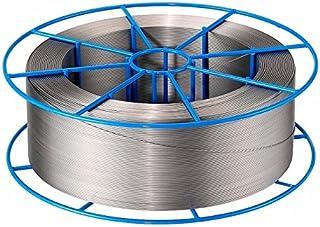 1 mm de diámetro 308LSi de hilo de soldadura de acero inoxidable 5 kg, 800