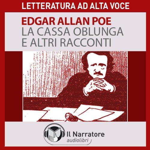 La cassa oblunga e altri racconti audiobook cover art