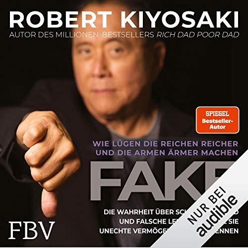 FAKE (German edition) cover art