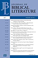 Journal of Biblical Literature 136.3 (2017)