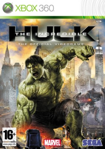 SEGA The Incredible Hulk, Xbox 360 - Juego (Xbox 360, Xbox 360, Acción / Aventura, Edge of Reality)