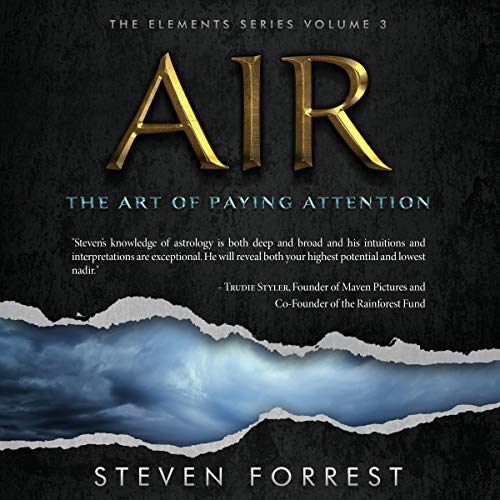 Couverture de The Book of Air: The Art of Paying Attention