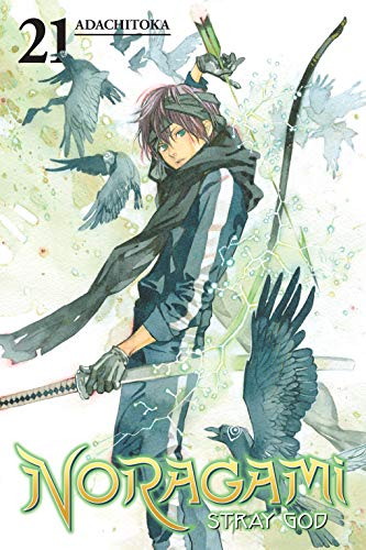 Noragami: Stray God Vol. 21 (English Edition)