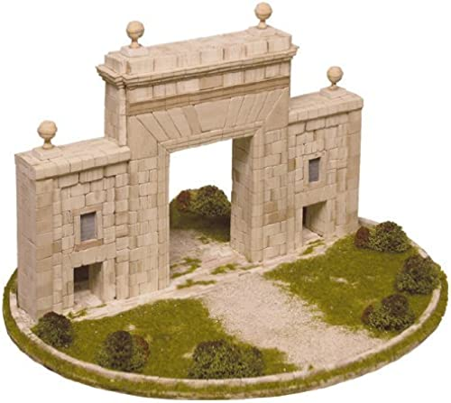 Carherren Gate Model Kit by Aedes-Ars