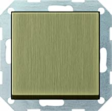 Gira 0126603 knop schakelaar wisselsysteem 55 brons