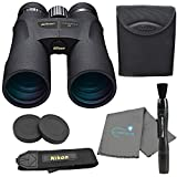 Nikon 7572 Prostaff 5 10x50 Binoculars, Black Bundle with Nikon Lens Pen and Lumintrail Cleaning Cloth