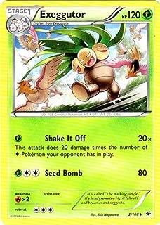 Pokemon - Exeggutor (2/108) - XY Roaring Skies