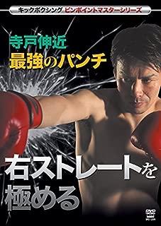 Martial Arts - Kick Boxing Master Series: Terado Nobuchika Saikyo No Punch Migi Straight Wo Kiwameru [Japan DVD] SPD-5291