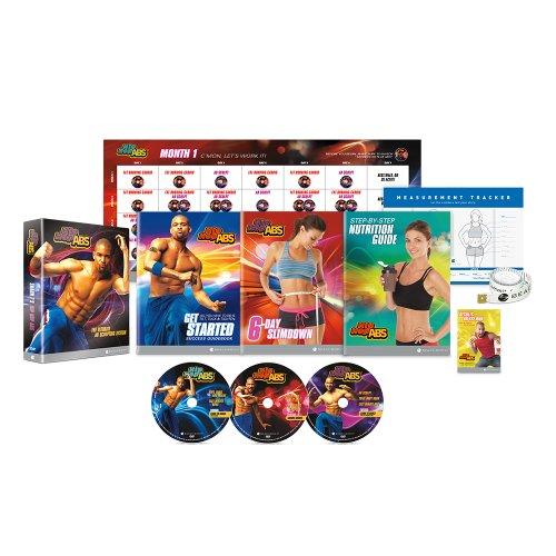 Beachbody Shaun T's Hip Hop Abs Fitness Programm: 10 Workouts mit Bonus Tanz-Routinen