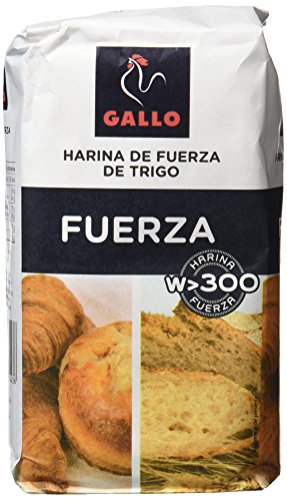 Pastas Gallo - Harina De Fuerza Paquete 1000 g - [Pack de 10]