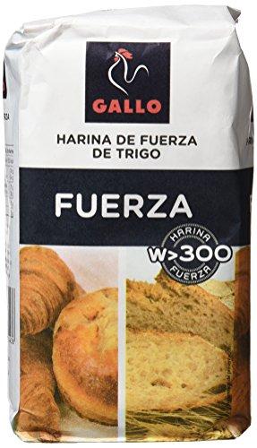 Pastas Gallo - Harina De Fuerza Paquete 1000 g - [Pack de...