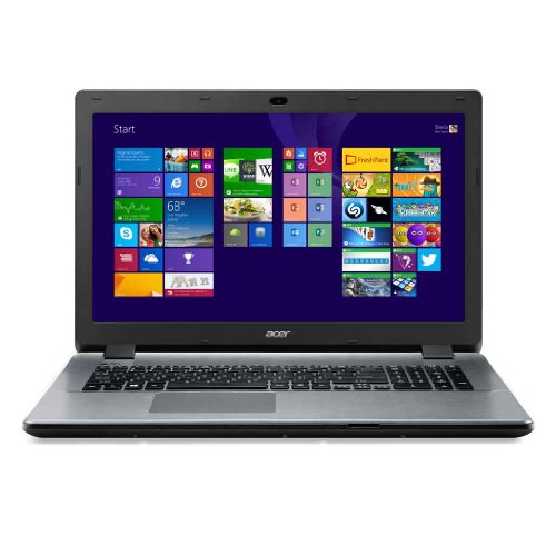 Acer Aspire E5-771G-51T2 17.3-Inch Laptop (Iron Silver)
