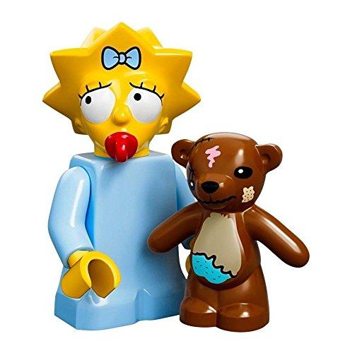 Die Simpsons Lego Mini Figur Maggie