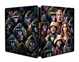 Jumanji: The Next Level - Steelbook 4K Ultra Hd (2 Blu Ray)