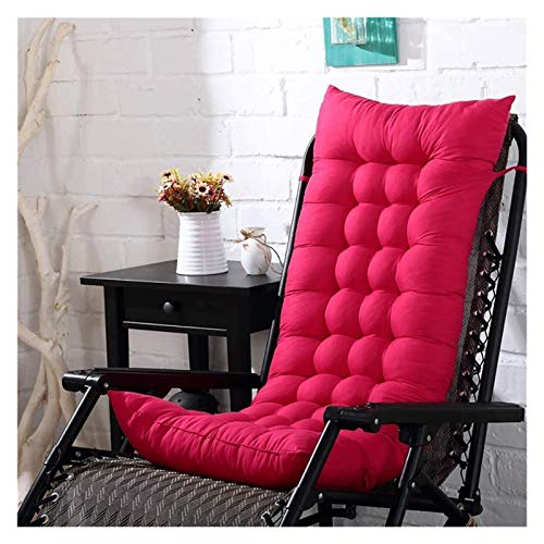JIUYUE Sun Lounger Cushions Rocking Chair Cushions Pads Soft Lounge Chair Cushion Breathable Recliner Chair Cushions Replacement Cushion Seat Sofa Cushion Tatami Mat Window Cushion Garden Cushion
