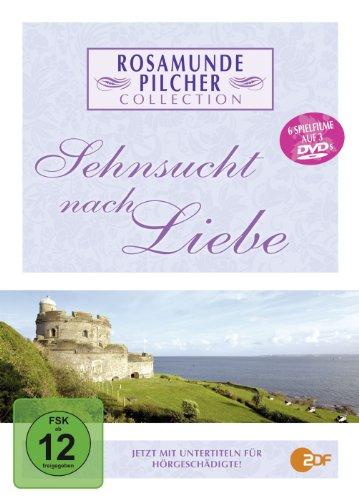 Rosamunde Pilcher Collection X - Sehnsucht nach Liebe [3 DVDs]