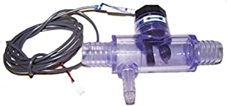 0.1 gpm Flow Setting SPDT Switch 9//16-18 UNF-2B Piston Type Gems Sensors FS-4 Series Ryton Flow Switch Elbow