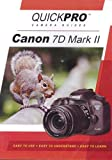 Canon 7D Mark II Instructional DVD by QuickPro Camera Guides