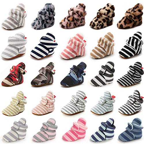 Tutoo Unisex Baby Newborn Fleece Bootie