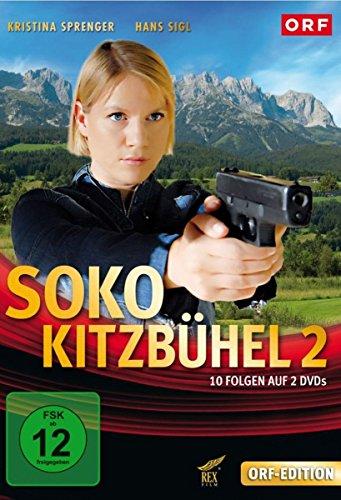 SOKO Kitzbühel - Box 2: Folge 11-20 (2 DVDs)