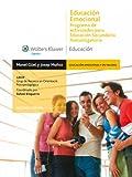 Educación emocional. Programa para Educación Secundaria Postobligatoria (Educación emocional y en valores)