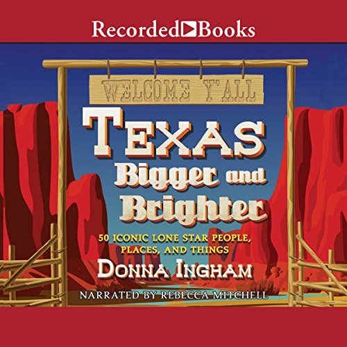 Texas Bigger and Brighter cover art